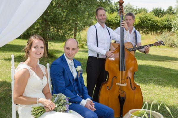 muziek bruiloft ceremonie