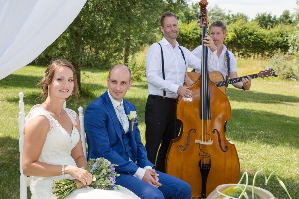 Bruiloftmuziek & live muziek huwelijk