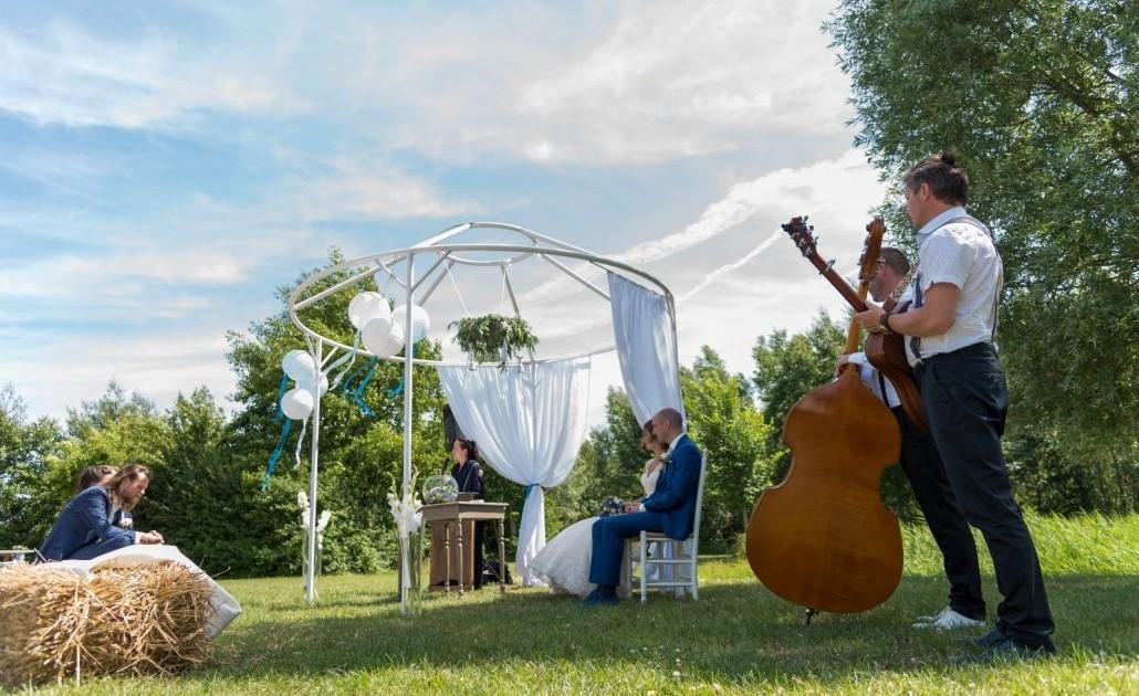 LIve muziek ceremonie